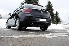 BMW SERIE 1 (F20) 114i 116i Terminale Scarico FOX 1x76