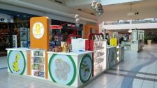Mall Kiosk Used In Good Condition Was Used For Kids Artsampcrafts