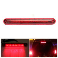 12V Red 24 LED Car Tailboard Light Auto High Mount 3RD Rear Brake Stop Tail Lamp