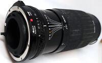Vintage Sigma 80-200mm F4.5-5.6 MC (Canon FD mount) lens
