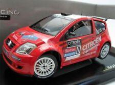 CITROEN C2 SUPER 1600 #0 LOEB RALLYE DU VAR 2003 1/18 SOLIDO 9034-01 MENY