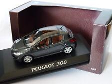 Norev 1/43 Peugeot 308 5 portes 2007