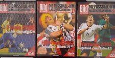 WM 2002 Klassikersammlung 3 DVDs Die deutschen Spiele Orig Brasilien Süd-Korea