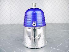 -10 AN BLUE Dual Port S-Max Universal Race Fuel Pressure Regulator 1:1