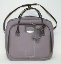 Samsonite Ambiance Computer Laptop Bag Carry on Briefcase 17x15 Mauve