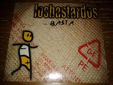 LOS BASTARDOS RARO CD anno 2002 ANCORA SIGILLATO Basta NOISE PUNK ROCK SKINHEAD