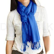 Écharpes et châles bleu avec des motifs Cachemire pour femme   eBay 6a8e113d005