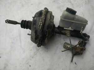 Brake Booster Master Cylinder Break Pressure Reducer Orig Opel Rekord D