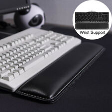 a1eedea072c 104 Key Keyboard Leather Wrist Rest Hand Support Pad Computer Comfort  Cushion