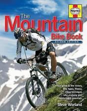 The Mountain Bike Book by Steve Worland (Hardback, 2009)