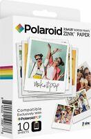 Polaroid - Pop Instant Print Paper (10-Pack) - White