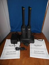 UNIMO HAND PORTABLE 2-WAY RADIO MODEL NPD-1000BN ~New With User Manual & Charger