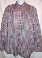 TOMMY BAHAMA COLORFUL PLAIDS HIGH QUALITY L/S DRESS SHIRT TB4297