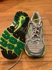 Brooks Ghost Evolution 4 Women's Running Shoes Gray/Silver/Green Size 8