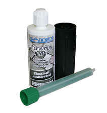 (19,78€/100ml) FLEXIPOX  FLOOR elastisches Epoxidharz 6x 150ml ca. RAL8008-8015