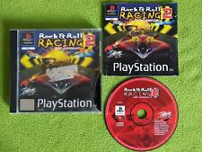 Rock & Roll Racing 2: Red Asphalt - Sony PlayStation 1, PS1 PAL EUR