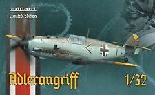 Eduard 11107 Bf109e Adlerangriff In 1 32 Limited