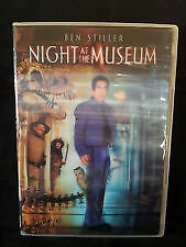 Night At The Museum (DVD, 2007)Holographic Cardboard sleeve*