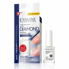 Nail Strengthener With Diamonds EVELINE COSMETICS DIAMOND HARD AND SHINY NAILS