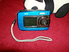 SVP Digital Camera 18MP Blue - Allows Underwater Shooting