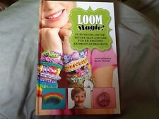 NEW~LOOM MAGIC BOOK~John Mccann & Becky Thomas~HARDCOVER~122 Pages~list: $12.95
