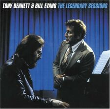 Tony Bennett, Tony Bennet & Bill Evans - Legendary Sessions [New CD]
