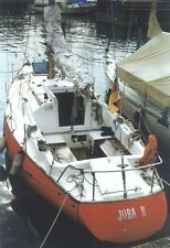 Aikido 9 Meter Segelyacht am Bodensee
