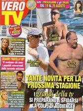 Vero Tv 2017 33.Carlo Conti-Massimo Giletti-Gerry Scotti,Ruben Cortada,Casadei