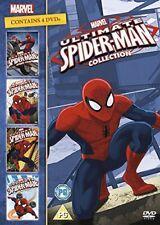Ultimate Spider-Man: Vol 1-4 Box Set [DVD][Region 2]