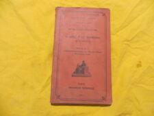 Anciens manuels militaires - Ecole du train matériel automobile  - 10€ pièce