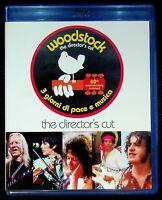 EBOND Woodstock (The Director's Cut) Edizione 40° Anniversario BLU-RAY D262014