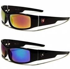 Wrap Retro 100% UV400 Sunglasses for Men