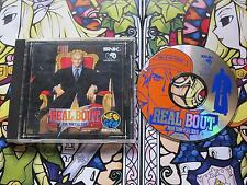 REAL BOUT FATAL FURY NEOGEO CD NEO GEO NTSC JAPAN COMPLETO EN BUEN ESTADO #2