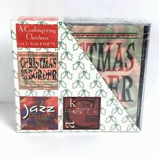 A Contemporary Christmas on the Border Jazz 3 CD Set New Factory Sealed A34-20