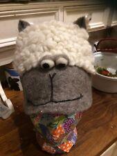 Cappello di feltro pecore