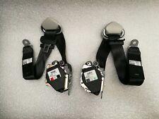 VW CADDY Seatbelt Pre-Tensioner Gurte  Backside Hinte 2K5857447 2K5857448
