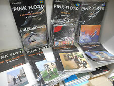LOTTO 7 CD PINK FLOYD-EDITORIALE SIGILLATO-UMMAGUMMA-THE DIVISION BELL-FINAL CUT