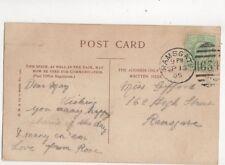 Miss May Gifford High Street Ramsgate 1905  290b