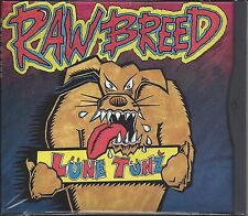 "RAW BREED  ""Lune Tunz""  NEW SEALED GANGSTA / RAP CD"