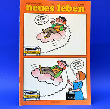 DDR Neues Leben 1 1981 Eisenhüttenstadt Gaby Rückert John Mayall Karat Elefant E