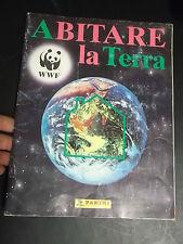 """ALBUM DI FIGURINE """" ABITARE LA TERRA """" INCOMPLETO PANINI 1992 IK-9"""