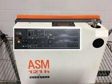 Alcatel ASM 121h Helium Leak Detector Power up oil drained MDP Bearing