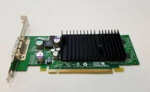 Nvidia Quadro 4 280NVS PCI Dual VGA graphics card DDR 3 64 MB