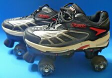 Nash Sports Cruisers Roller Skates Unisex Men's 8 - Womens 9 Very Nice Condition