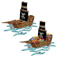 Party Supplies Decorations Boys Birthday Pirate Centrepiece