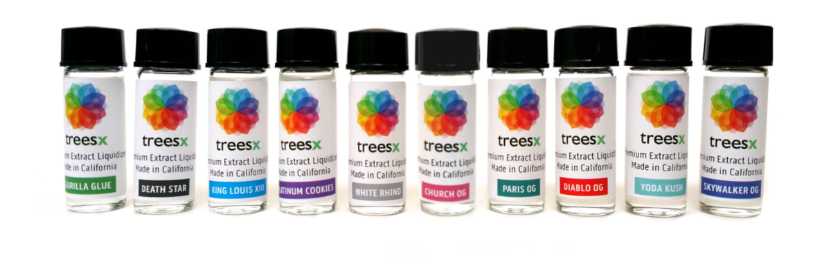 Official TreesX Store