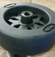 "Super Duty Replacement Caster Wheel for Marine Style Trailer Tongue Jack 6"" x 2"""