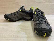 Merrell Alverstone J036223 Hiking Shoes, Men's Size 8.5M, Granite