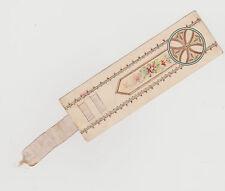 IMAGE PIEUSE-Signet pour MISSEL - Ruban de soie rose pale-illustr.rehaussée d'or