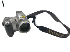 Sony Cyber-shot DSC-H2 6MP 12x Optical Zoom Lens Silver UVGC.